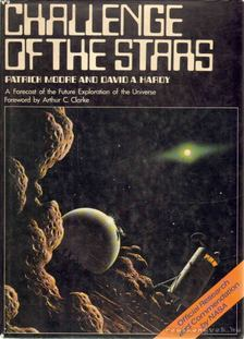 Moore, Patrick, Hardy, David A. - Challenge of the Stars [antikvár]