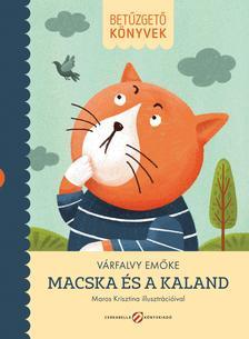 Várfalvy Emőke - Macska és a kaland