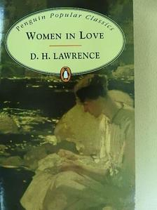 D. H. Lawrence - Women in Love [antikvár]
