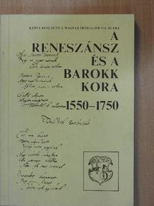 Horváth Iván - A reneszánsz és a barokk kora 1550-1750 [antikvár]