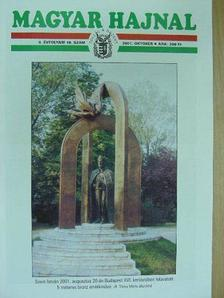 Kolozsvári F. György - Magyar Hajnal 2001. október [antikvár]