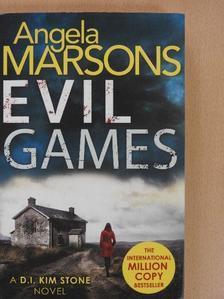 Angela Marsons - Evil Games [antikvár]