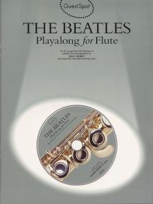 The Beatles - GUEST SPOT THE BEATLES PLAYALONG FOR FLUTE