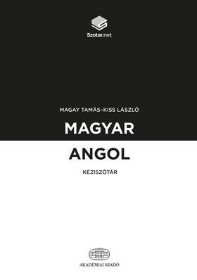 MAGAY TAMÁS - KISS LÁSZLÓ - Magyar-angol kéziszótár + online szótárcsomag