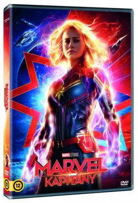 Anna Boden, Ryan Fleck - Marvel Kapitány - DVD