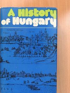 A History of Hungary [antikvár]