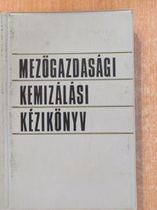Dr. Nagymihály Ferenc - Mezőgazdasági kemizálási kézikönyv [antikvár]