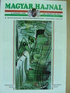 Baráth Tibor - Magyar Hajnal 2002. február [antikvár]