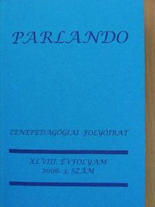 Devich Sándor - Parlando 2006/3. [antikvár]