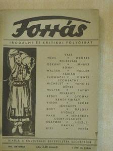 Dékány András - Forrás 1943. október [antikvár]