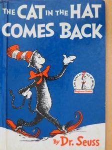 Dr. Seuss - The Cat in the Hat Comes Back! [antikvár]