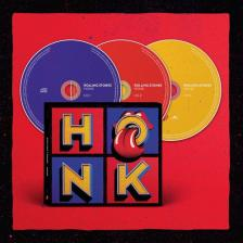 The Rolling Stones - HONK 3CD ROLLING STONES - DELUXE EDITION