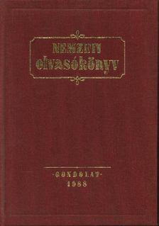 Lukácsy Sándor - Nemzeti olvasókönyv [antikvár]