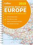 Collins - Collins Európa atlasz 2019