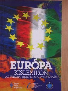 Bajtay Péter - Európa kislexikon [antikvár]