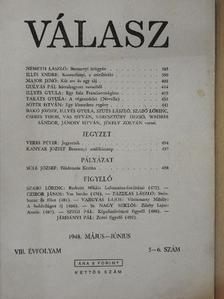 Bakó József - Válasz 1948. május-június [antikvár]