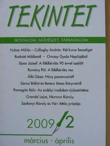 Kelecsényi László - Tekintet 2009. március-április [antikvár]