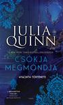 Julia Quinn - Csókja megmondja - A Bridgerton család 7.