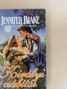 Jennifer Blake - Királyi csábítás [antikvár]