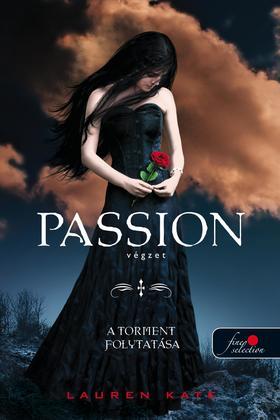 Lauren Kate - Passion - Végzet  - PUHA BORÍTÓS