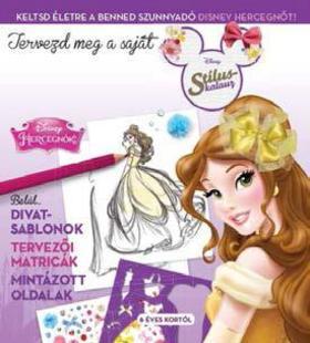.- - Disney - Saját divat - Hercegnők 2.