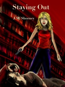Shorney Jean - Staying Out [eKönyv: epub, mobi]