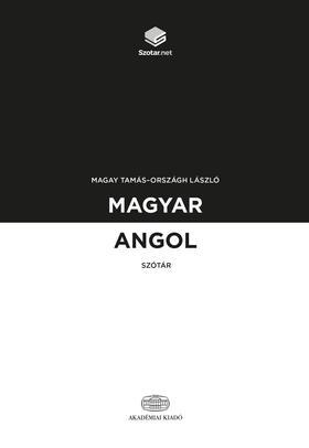 Magay Tamás, Országh László - Magyar-angol szótár + online szótárcsomag