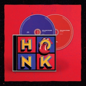 The Rolling Stones - HONK 2CD ROLLING STONES