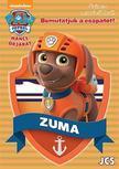 Mancs Őrjárat - Bemutatjuk a csapatot! Zuma