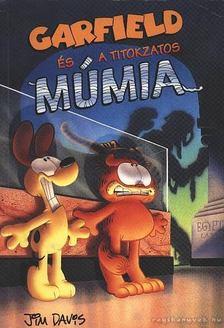 Jim Davis - Garfield és a titokzatos múmia [antikvár]