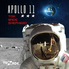 Tom WADE Shepherd - Tom WADE Shepherd - Apollo 11 (CD)