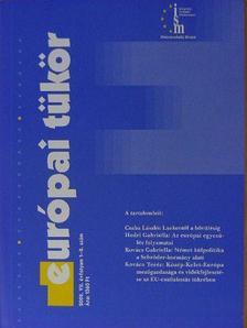 Antal Péter - Európai Tükör 2002/1-2. [antikvár]