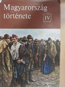 Diószegi István - Magyarország története IV. [antikvár]