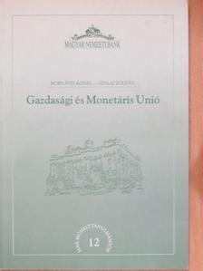 Horváth Ágnes - Gazdasági és Monetáris Unió [antikvár]
