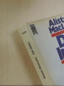 Alistair MacLean - Die Insel [antikvár]