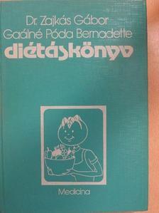 Gaálné Póda Bernadette - Diétáskönyv [antikvár]