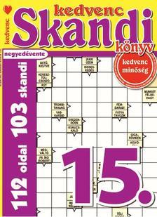 CSOSCH KIADÓ - Kedvenc Skandi Könyv 15.