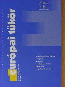 Bakondi György - Európai Tükör 2001/5. [antikvár]