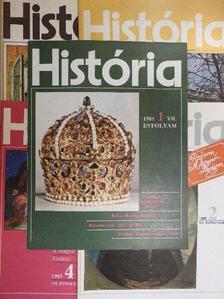 Ádám Magda - História 1985/1-6. [antikvár]