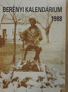 Dütsch Zsolt - Berényi kalendárium 1988 [antikvár]