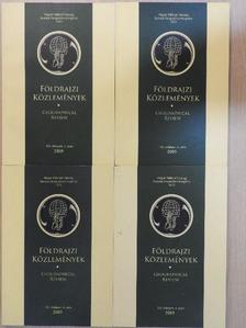 Bajmócy Péter - Földrajzi Közlemények 2009/1-4. [antikvár]