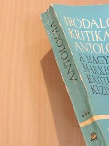 Bálint György - Irodalomkritikai antológia III. [antikvár]