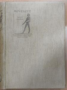 Dömötör István - Művészet 1915. [antikvár]