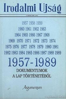 Nagy Csaba - Irodalmi Ujság 1957-1989 [antikvár]