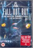 THE BOYS OF ZUMMER TOUR, LIVE IN CHICAGO - FALL OUT BOYS DVD