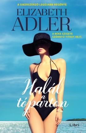 Elizabeth Adler - Halál a tóparton [eKönyv: epub, mobi]