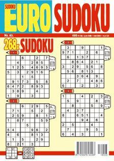 CSOSCH KIADÓ - EURO Sudoku 2018/3.