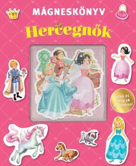 Hercegnők - Mágneskönyv