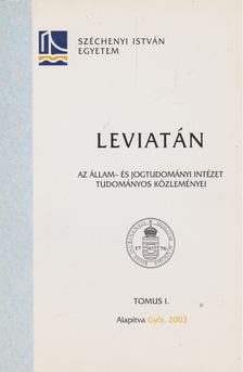 Szigeti Péter - Leviatán [antikvár]
