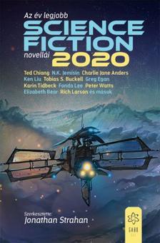 Jonathan Strahan (szerk.) - Az év legjobb science fiction novellái 2020